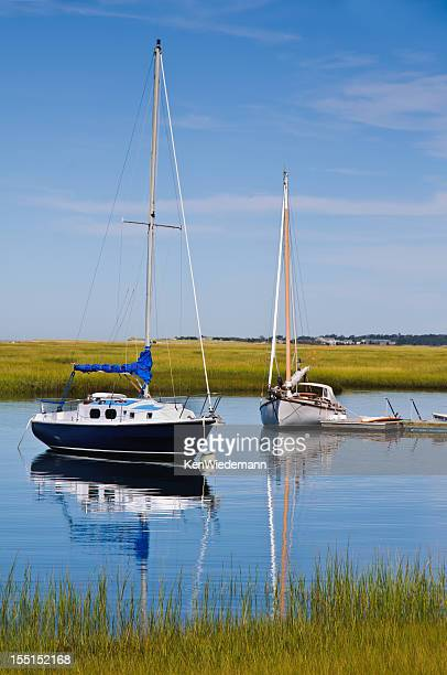 Sailboat Pair