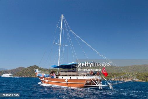 Sailboat : Stock Photo