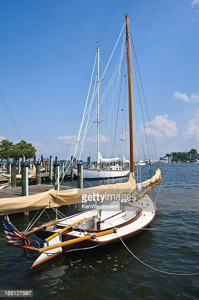 Sailboats in Annapolis
