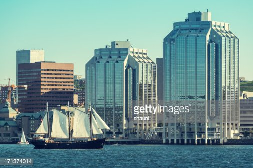 Sailing in Halifax