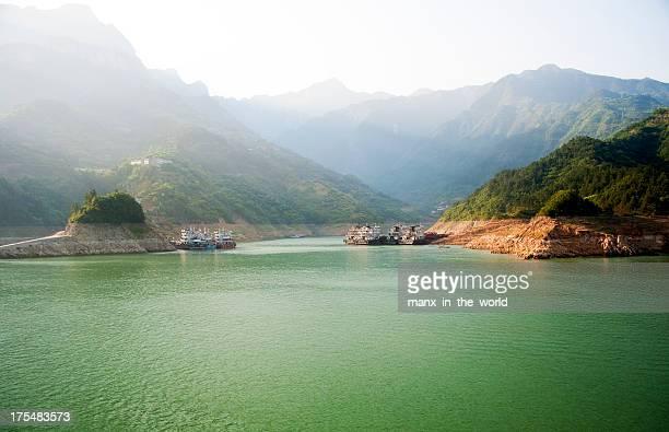 Sailing on the Yangtze River