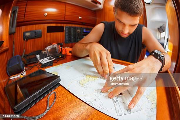 Navigation à voile