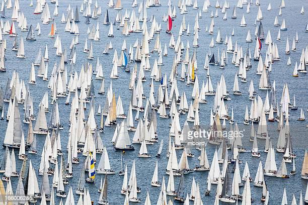 Segel-regatta Barcolana