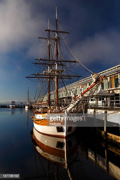 Sailing Ship the Lady Nelson