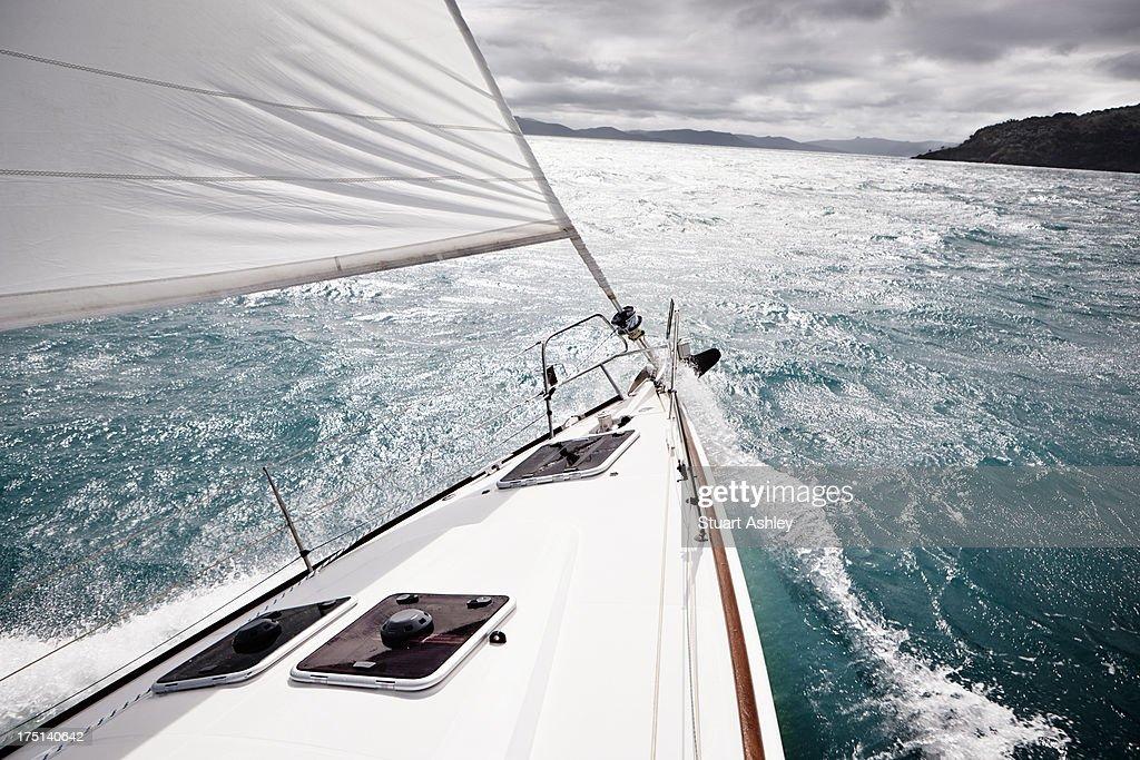 sailing yacht, Whitsundays