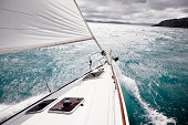 sailing yacht, Whitsundays