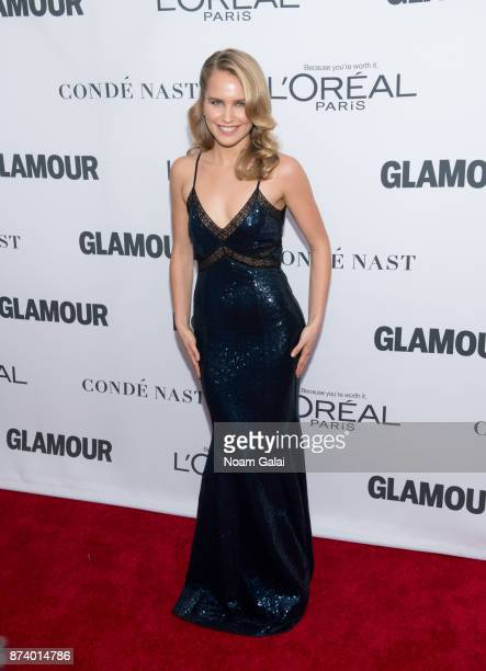 Sailor Brinkley attends the 2017 Glamour Women of The Year Awards at Kings Theatre on November 13 2017 in New York City