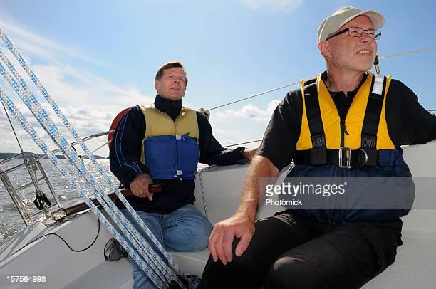 Die Sailor freuen