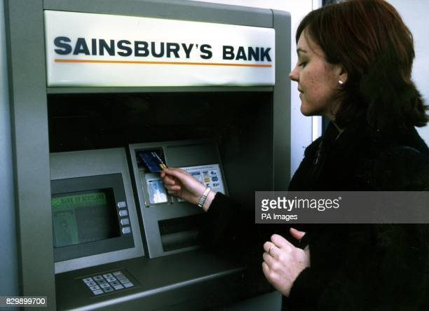 Sainsbury's begins its new banking service today in a bid to woo new customers The supermarket chain which has been losing market share opens its...