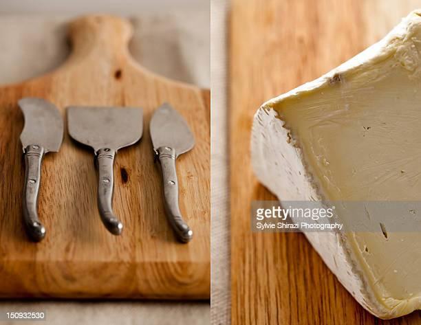 Saint Andre triple cream cheese
