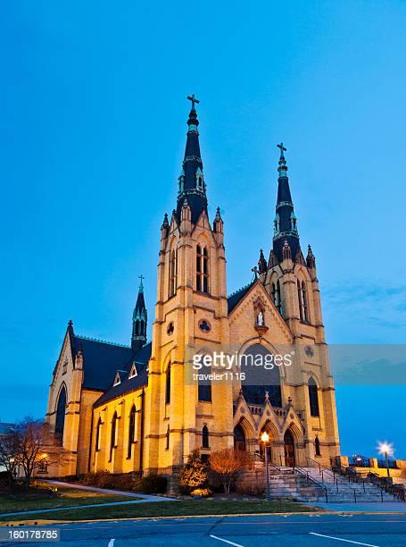 Saint Andrew's Church In Roanoke, Virginia