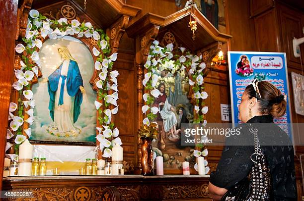 Saint Bishoy Coptic Orthodox Church in Port Said, Egypt