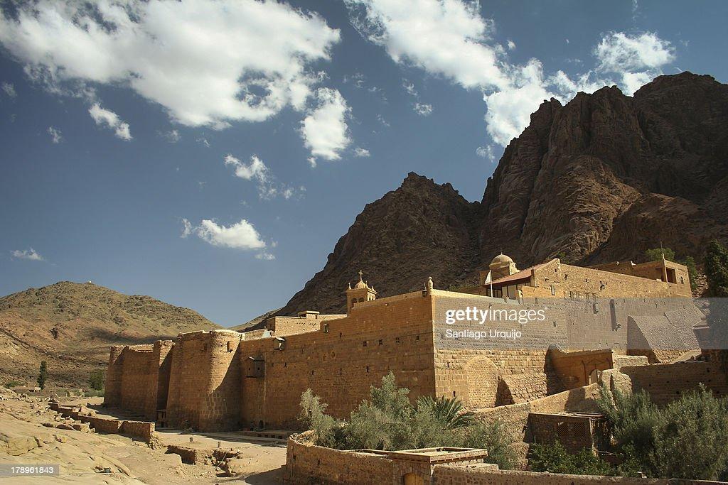 Saint Catherine's Monastery at Mount Sinai