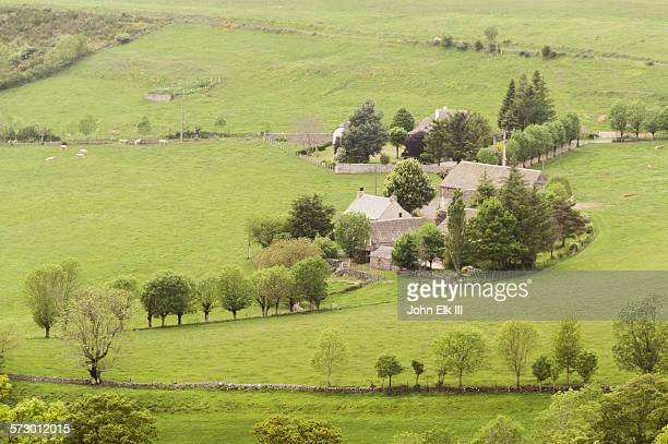 Saint Chely d'Aubrac, landscape
