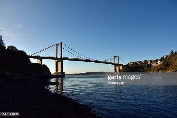 Saint Hubert bridge, French Brittany