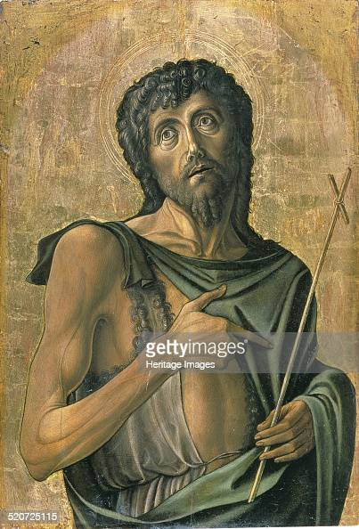 Saint John the Baptist Found in the collection of ThyssenBornemisza Collections