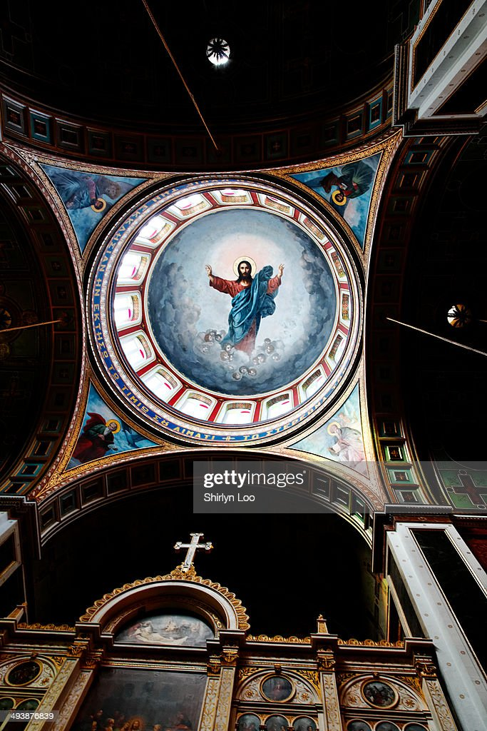Saint Nicholas Church, Syros, Greece