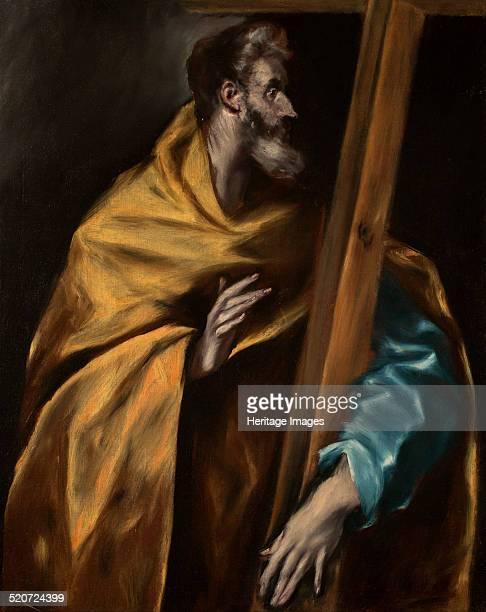 Saint Philip the Apostle Found in the collection of Museo del Greco Toledo