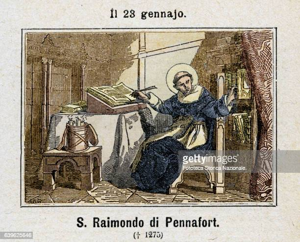Saint Raymond de Pennafort religious Spanish member of the Order Dominican scholar devoted to prayer and to the formation of the new preachers for...