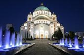 Saint Sava Cathedral, Belgrade, Serbia