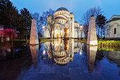 Saint Sava temple, Belgrade Serbia