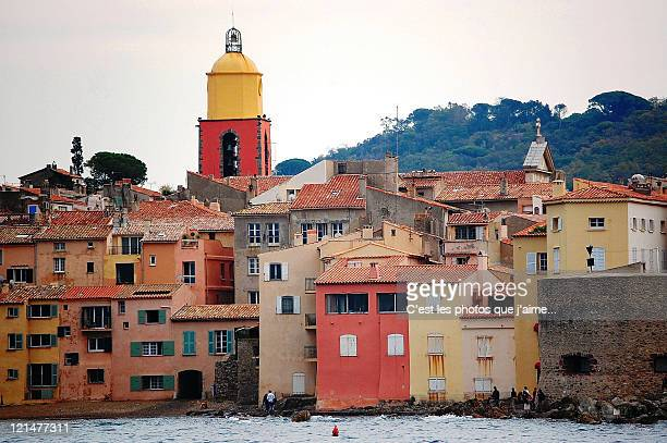 Saint Tropez and its bell tower