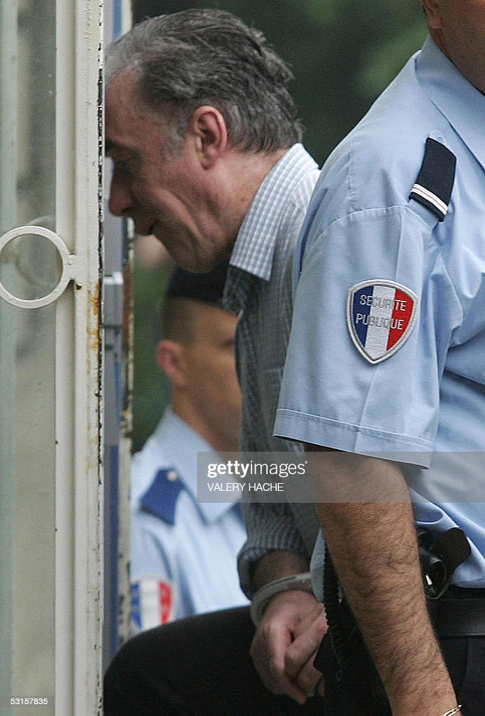 Spaniard Francisco Arce Montes sentenced to 30 years in jail for the 1996 rape and murder of British schoolgirl Caroline Dickinson arrives 28 June...