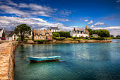 From Saint-Cado, Brittany