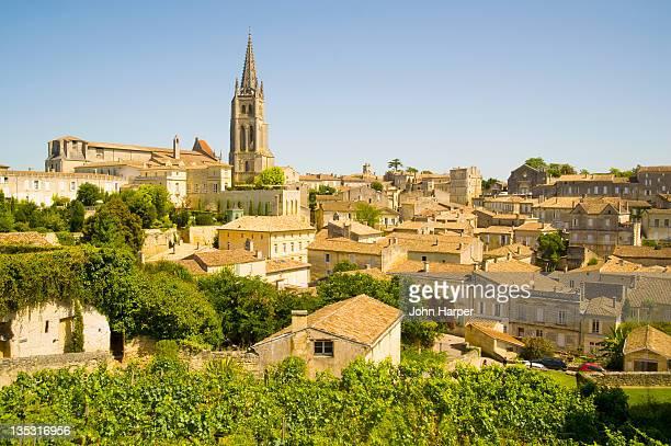 Saint-?milion, Aquitaine, France
