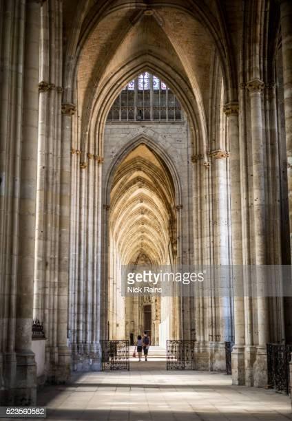 Saint-Ouen Abbey Church, Rouen