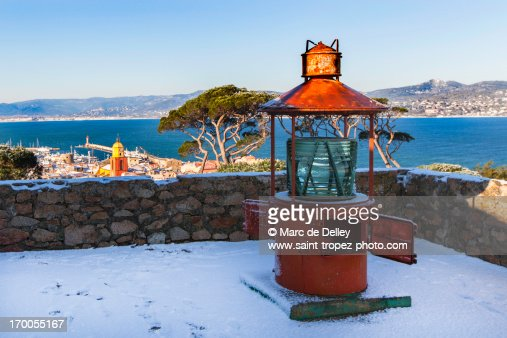 Saint-Tropez Neige Snow