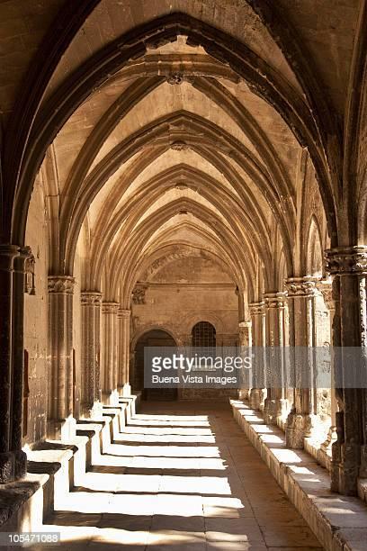 Saint-Trophime church cloister, Arles.