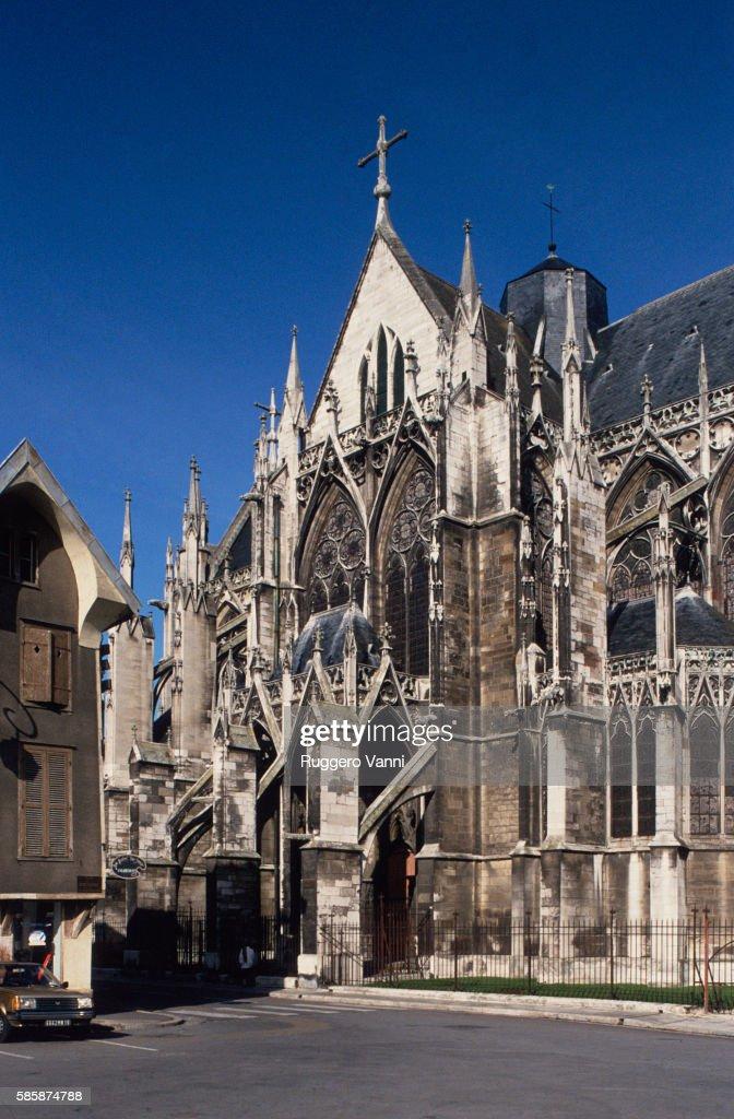 Saint-Urbain in Troyes