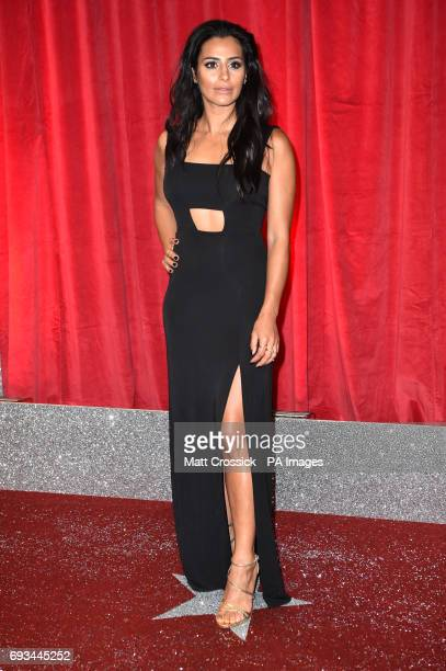 Sair Khan attending the British Soap Awards 2017 at The Lowry Salford Manchester PRESS ASSOCIATION Photo Picture date Saturday 3 June 2017 See PA...
