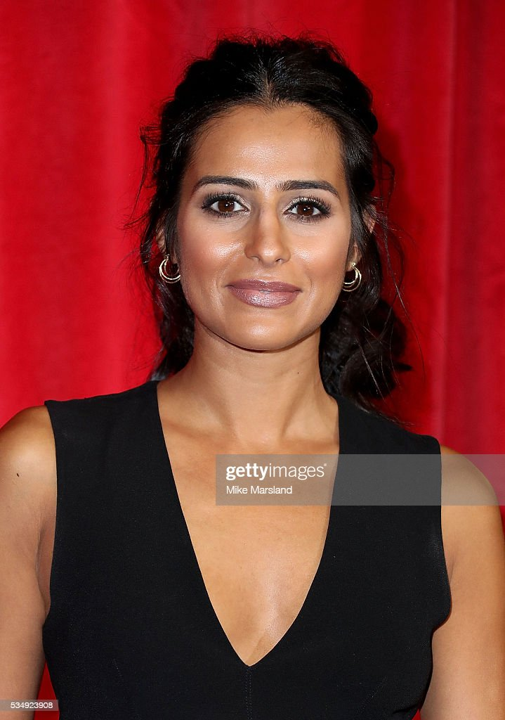 Sair Khan attends the British Soap Awards 2016 at Hackney Empire on May 28, 2016 in London, England.