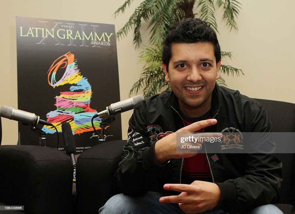 DJ Sak Noel attends the 13th annual Latin GRAMMY Awards Univision Radio Remotes held at the Mandalay Bay Events Center on November 14, 2012 in Las Vegas, Nevada.
