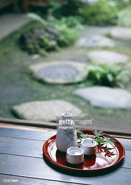 Sake and Garden