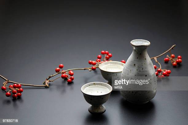 Sake and smilax china