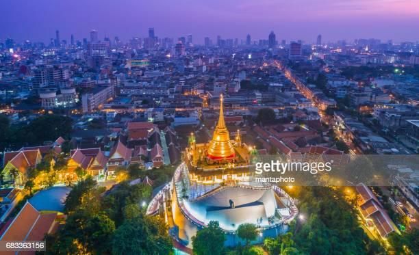 Saket Temple, Bangkok