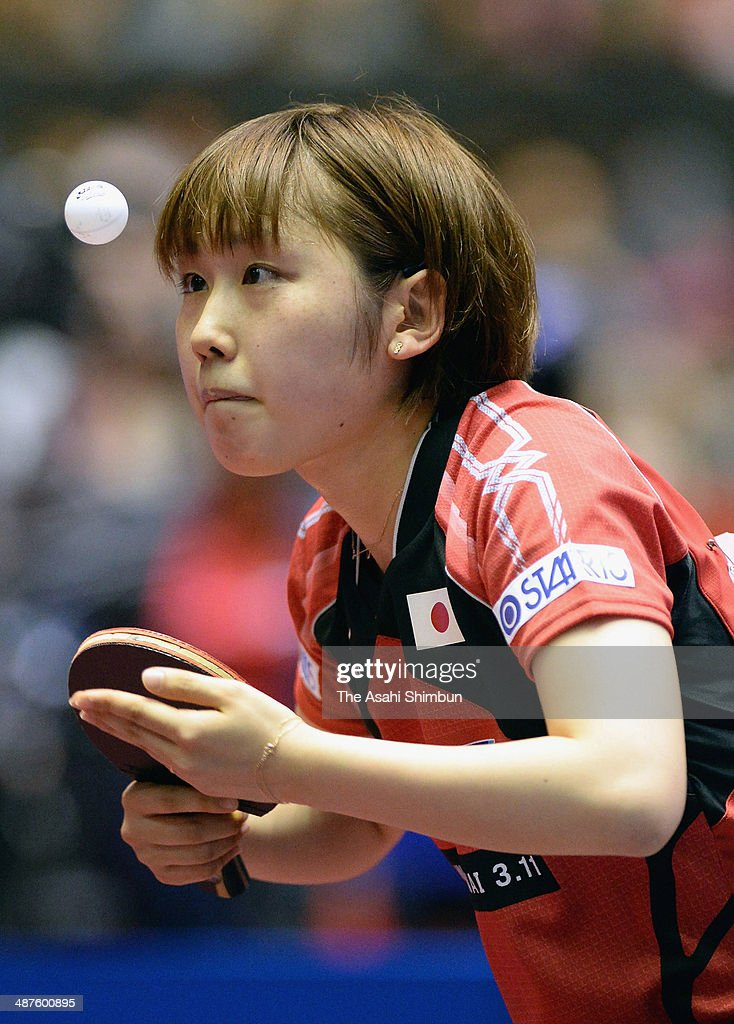 2014 World Team Table Tennis Championships - Day 4