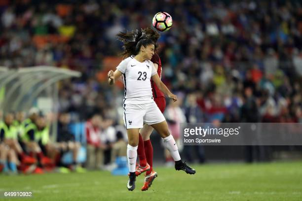 Sakina Karchaoui The United States Women's National Team hosted the France Women's National Team as part of the SheBelieves Cup on March 7 at RFK...