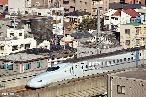 Sakura shinkansen Treno ad alta velocità