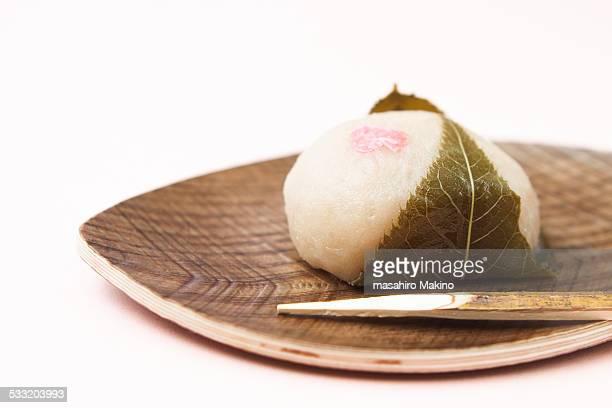 Sakura Mochi, Cherry Blossom Rice Cake