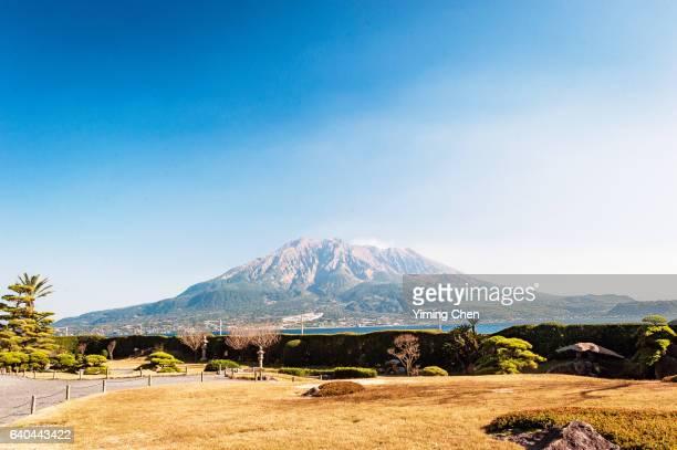 Sakurajima Volcano