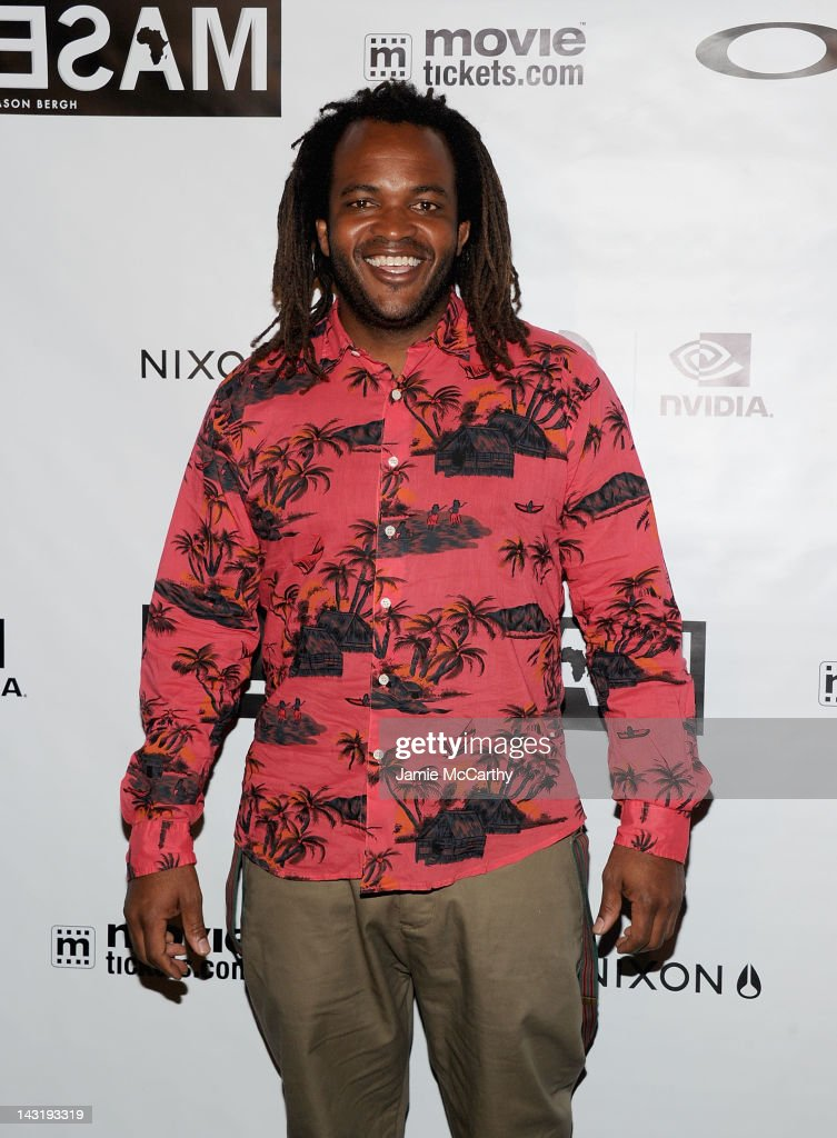 <a gi-track='captionPersonalityLinkClicked' href=/galleries/search?phrase=Sal+Masekela&family=editorial&specificpeople=572654 ng-click='$event.stopPropagation()'>Sal Masekela</a> attends After Party For Jason Bergh's New Film Alekesam at Tribeca Grand Hotel on April 20, 2012 in New York City.