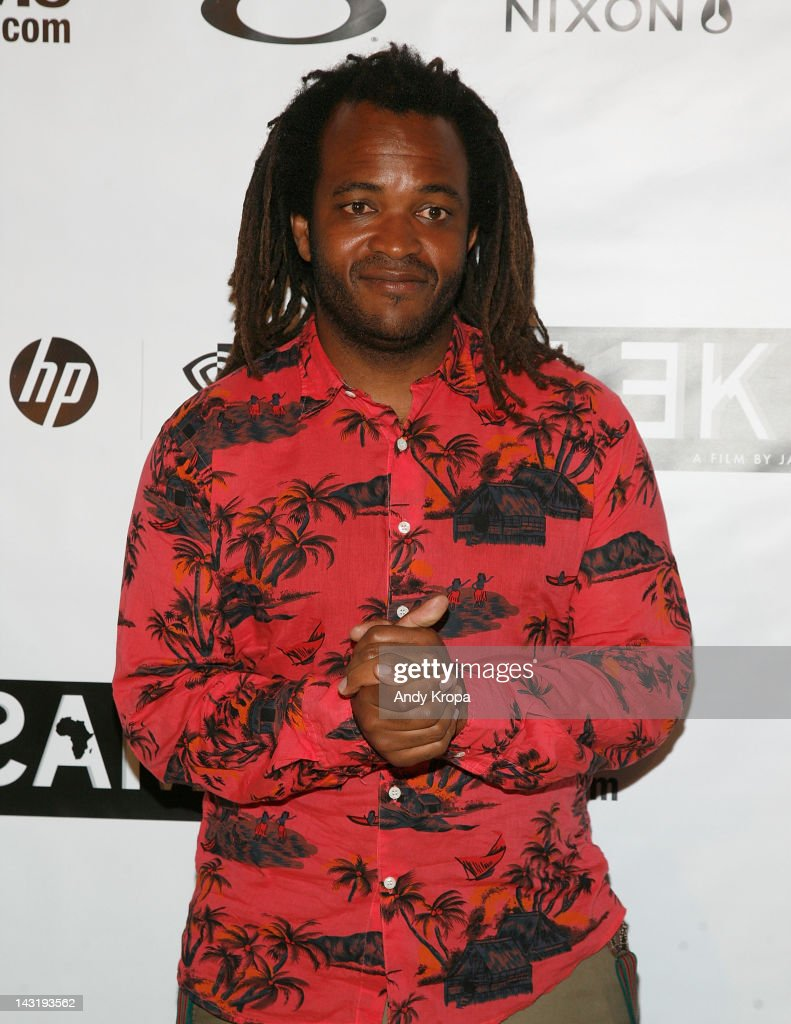 <a gi-track='captionPersonalityLinkClicked' href=/galleries/search?phrase=Sal+Masekela&family=editorial&specificpeople=572654 ng-click='$event.stopPropagation()'>Sal Masekela</a> attends the 'Alekesam' premiere at the Tribeca Grand Hotel on April 20, 2012 in New York City.