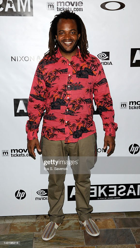 <a gi-track='captionPersonalityLinkClicked' href=/galleries/search?phrase=Sal+Masekela&family=editorial&specificpeople=572654 ng-click='$event.stopPropagation()'>Sal Masekela</a> attends the premiere of 'Alekesam' at Tribeca Grand Hotel on April 20, 2012 in New York City.
