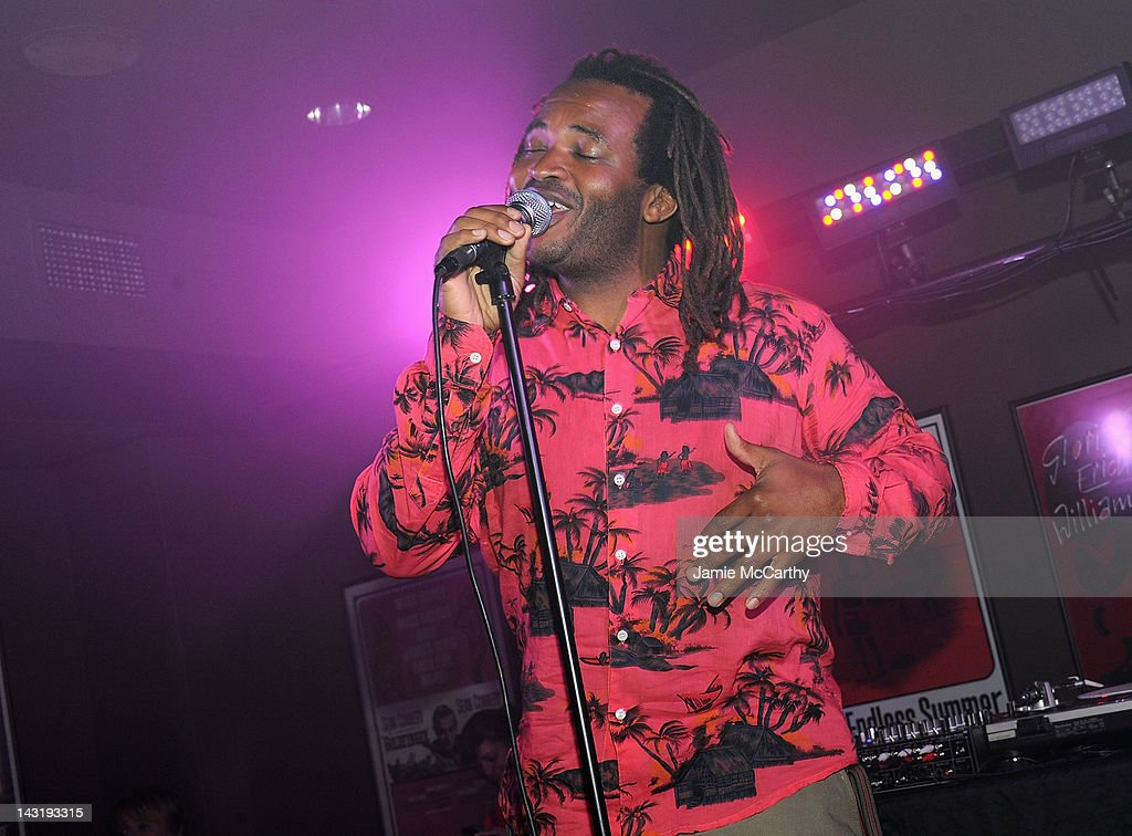 <a gi-track='captionPersonalityLinkClicked' href=/galleries/search?phrase=Sal+Masekela&family=editorial&specificpeople=572654 ng-click='$event.stopPropagation()'>Sal Masekela</a> performs at the After Party For Jason Bergh's New Film Alekesam at Tribeca Grand Hotel on April 20, 2012 in New York City.