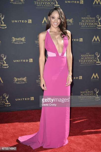 Sal Stowers attends the 44th Annual Daytime Emmy Awards Arrivals at Pasadena Civic Auditorium on April 30 2017 in Pasadena California