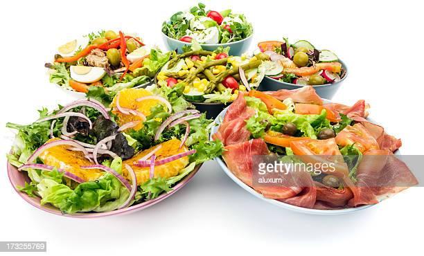 Salad assortment